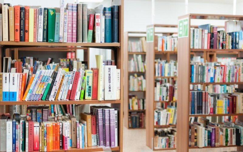 図書館でマンガを借りまくる!図書館にあるこのマンガがすごい!④
