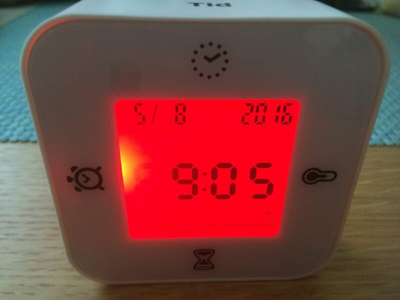 IKEAの多機能時計『LÖTTORP(ロットルプ)』買って実際に試してみた!