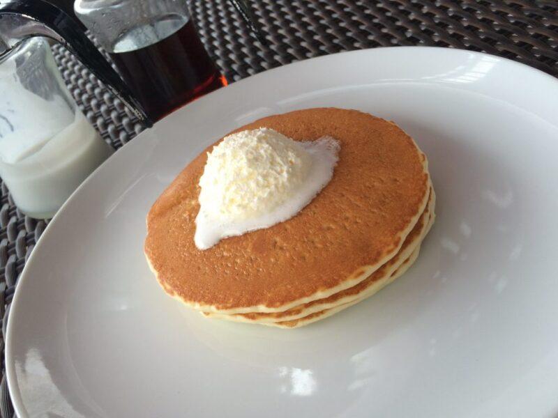 イオン岡山『ホノルルコーヒー』ハワイアンのパンケーキとコナコーヒー!