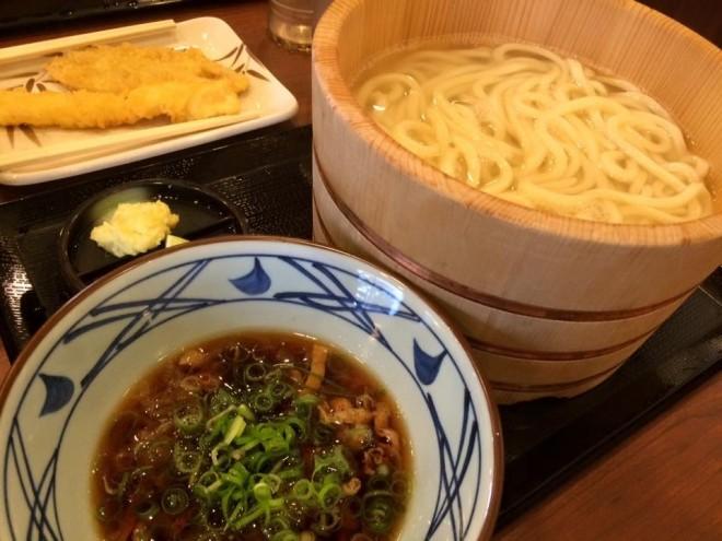 丸亀製麺の公式スマホアプリが登場!初回ダウンロード特別クーポンも!