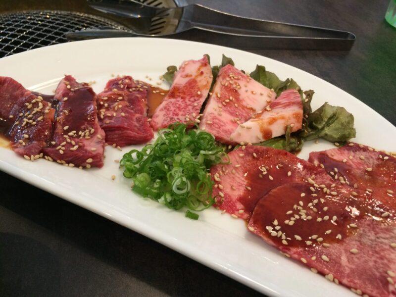 倉敷『焼肉レストラン十庵』ローストビーフ丼と焼き肉ランチ!前編