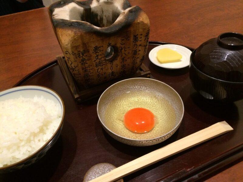 大阪『北新地はな柳』限定15食特選国産黒毛和牛のすき焼きランチ!②
