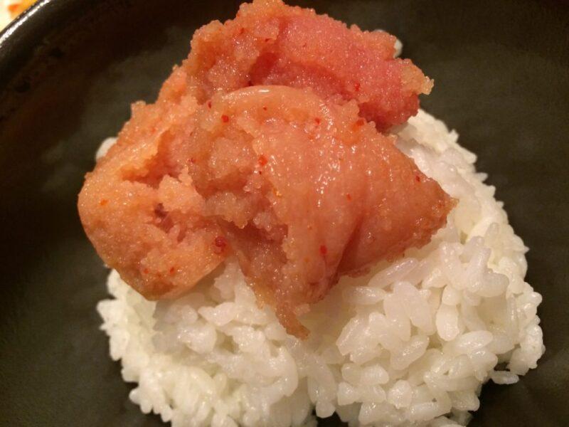 神戸三宮『博多もつ鍋やまや』から揚げと明太子食べ放題ランチ②