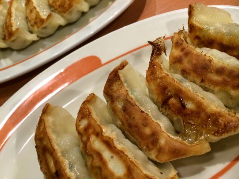 ラーメン店舗数日本一の『幸楽苑』でラーメンと餃子を食べてきた!③