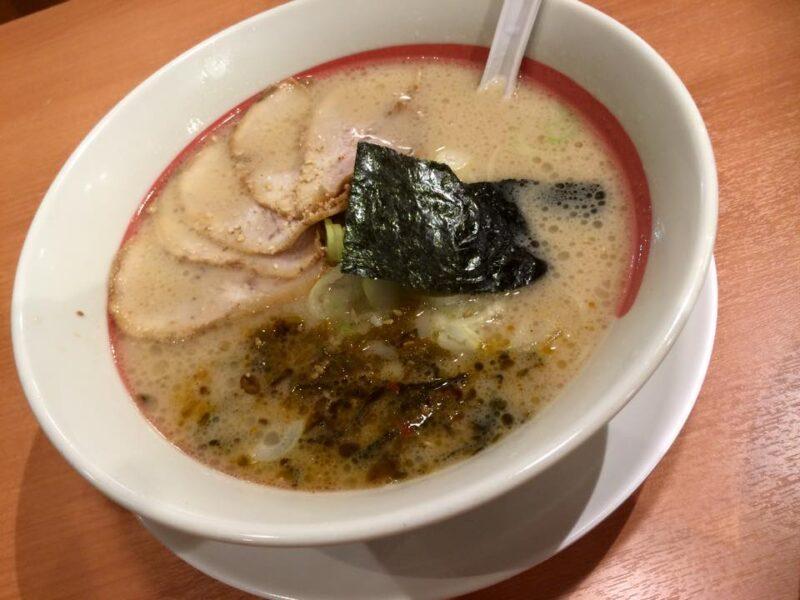 ラーメン店舗数日本一の『幸楽苑』でラーメンと餃子を食べてきた!②