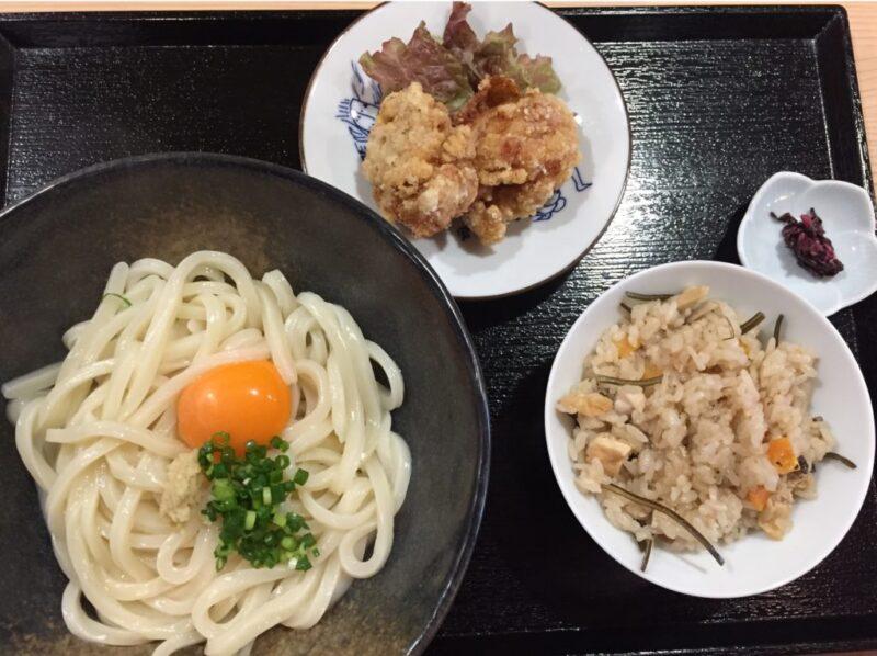【新店】本場さぬきの味!『河田うどん』が岡山表町にオープン!後編