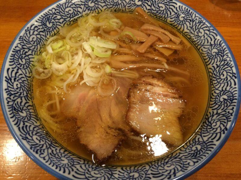 【移転】倉敷白楽町ラーメン屋『莢(さや)』透き通ったスープの塩そば!