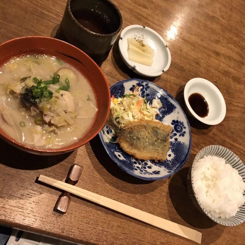 倉敷老舗和食『ひがし田』和食と洋食選べるモーニングはお昼12時まで!