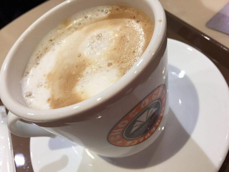 サンマルクカフェでデニブランとカフェラテ!福袋買おうかどうか悩む!