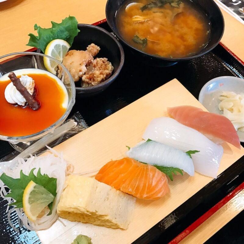 岡山回転寿司『マリンポリス(海都)』ランチパスポートですし500円!