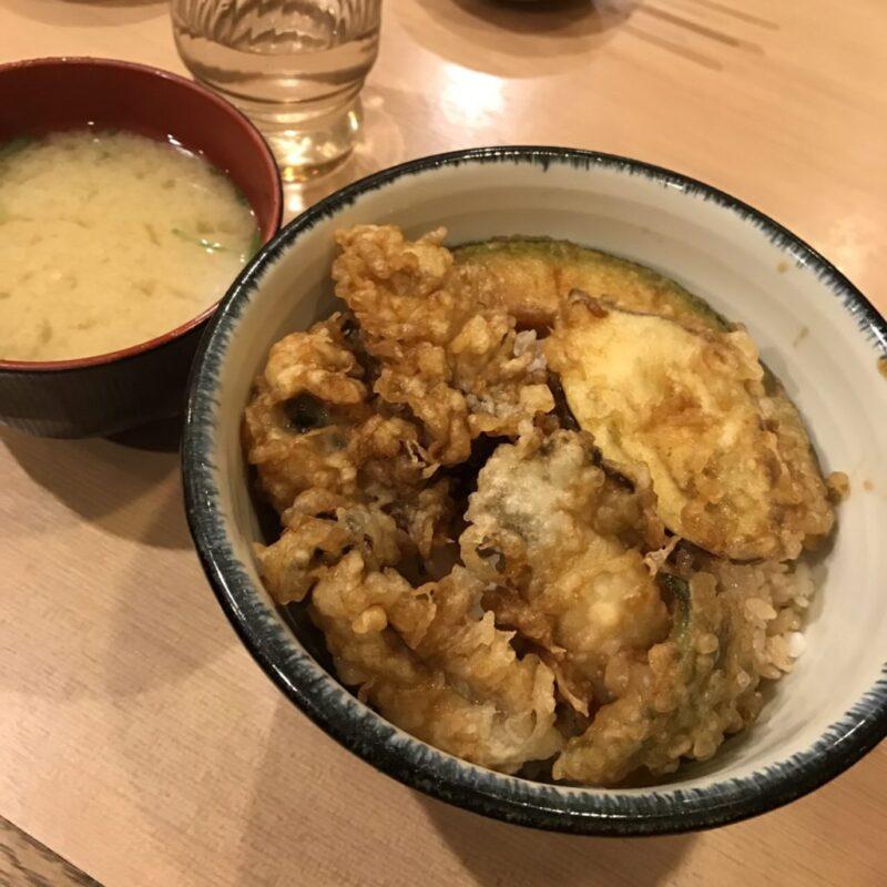 倉敷沖新町『てんぷら一代』揚げたて天ぷらメニューとおかず食べ放題!