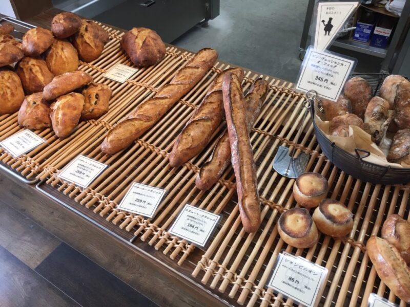 岡山総社パン屋『ナンバベーカリー』お洒落カフェでモーニングとランチ!
