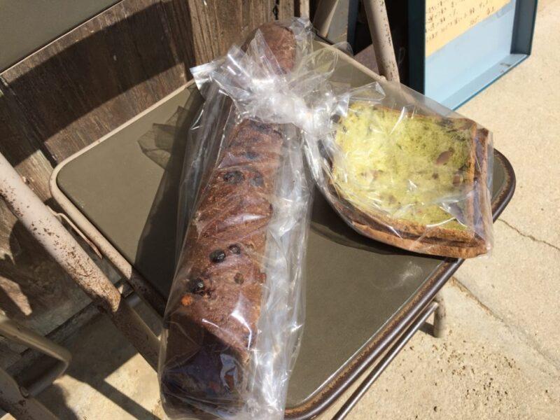 香川綾川『360°』土日のみ営業のパン屋でチョコとオレンジピール食パン!