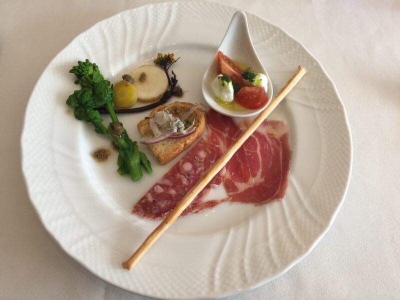 倉敷駅前イタリアン『リストランテカナーレ』パスタランチと絶品肉料理!