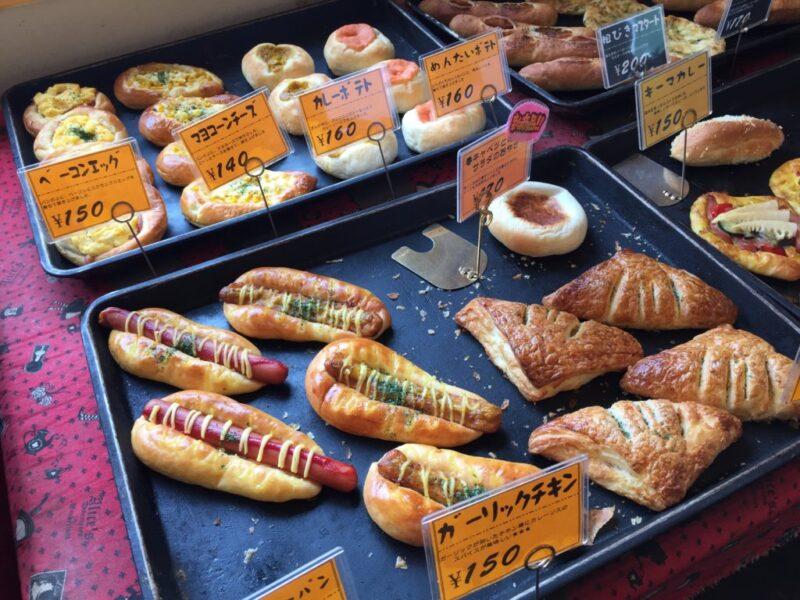 倉敷船倉『イエスボーノミュージアム』100種類ものパンとすごいレジ!