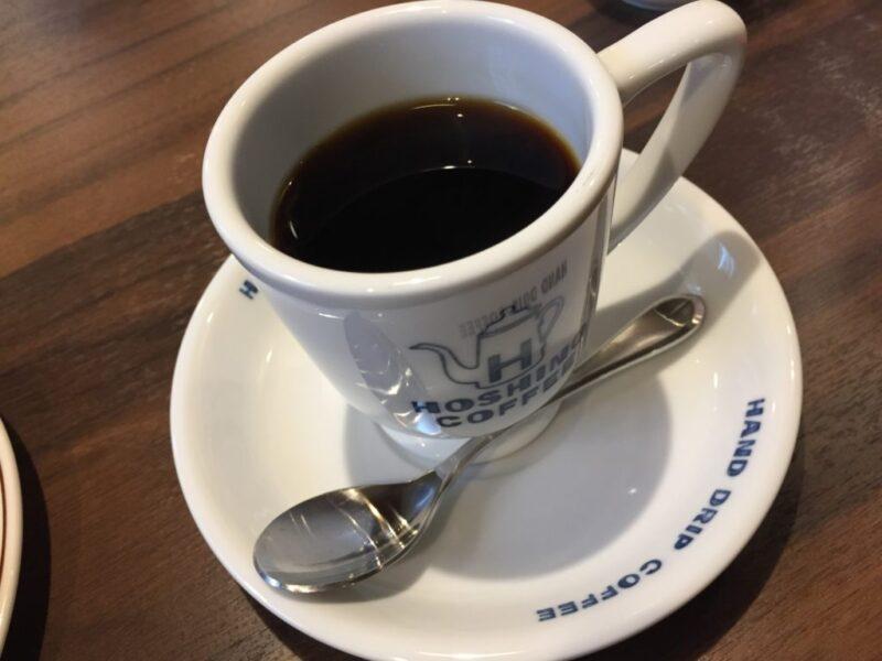 倉敷堀南カフェ『星乃珈琲店』無料モーニングとふわふわスフレパンケーキ!