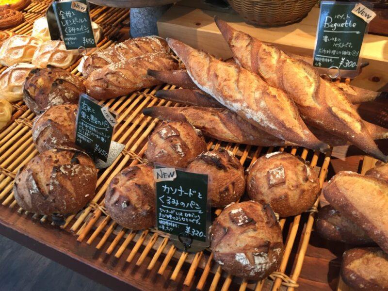 岡山西古松『ル・パン・ドゥ・タカ』デニッシュ系パンが美味しいパン屋!