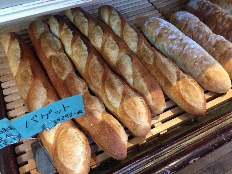 倉敷上東『フランスパン専門店パン屋おちこち』ガッシリハード系が美味しい!