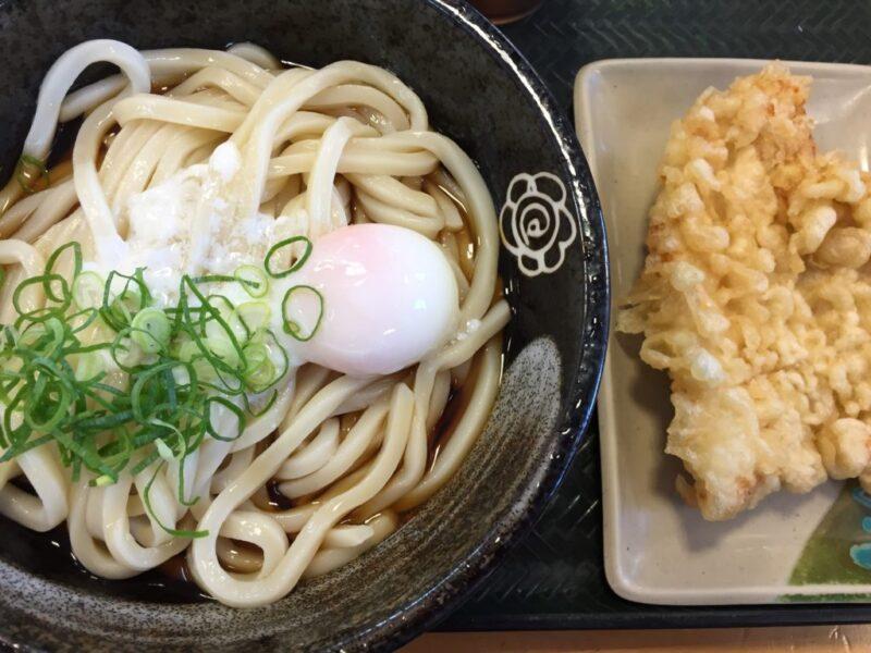 はなまるうどん公式アプリでお得な天ぷら無料クーポンがもらえる!