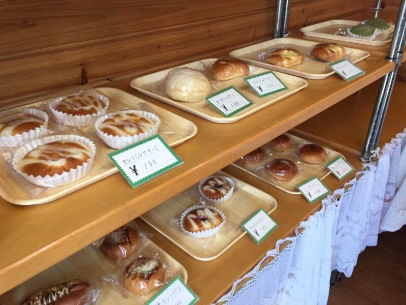 倉敷児島『パンの里松虫堂』懐かしいオレンジレアチーズとウィンナーパン!