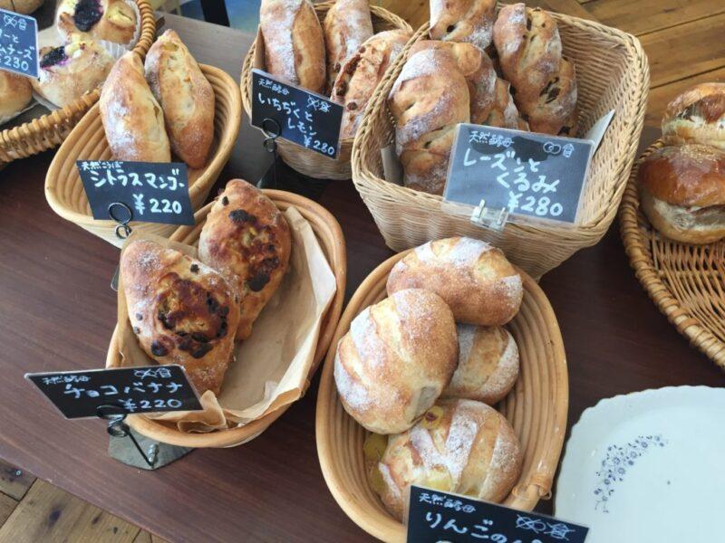 岡山伊福町パン屋『ボンヌマリー』バームクーヘン木菓とショートケーキ!