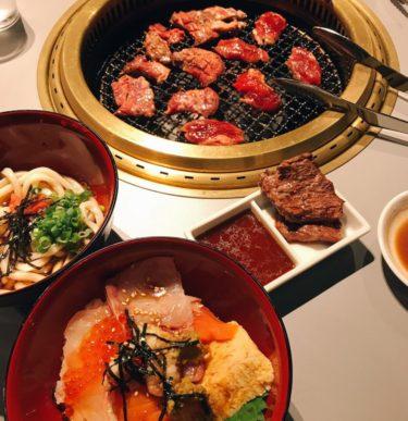 エブリイ岡山『肉匠たなか』焼肉とフードコートのごはんも全部食べ放題!