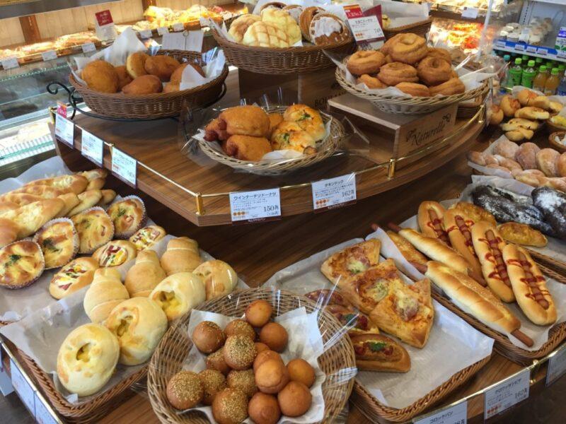 岡山中仙道バイキングのキムラヤのパン『SORA』パスタもピザも食べ放題!
