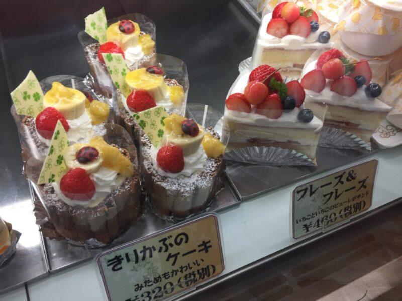 倉敷ケーキ屋『パティスリー3時の王様』サクサク生地のシュークリーム!