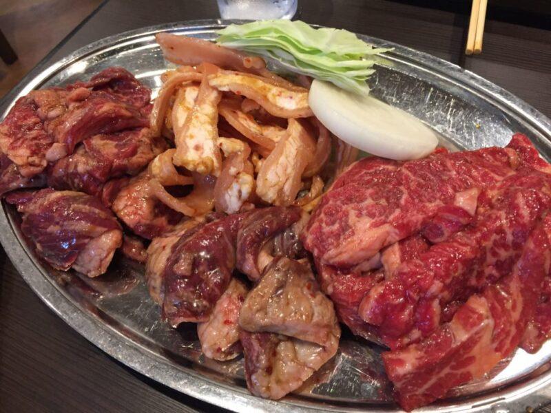 岡山庭瀬『焼肉にしき』岡山で一番人気の焼肉屋は予約で待ち時間なし!