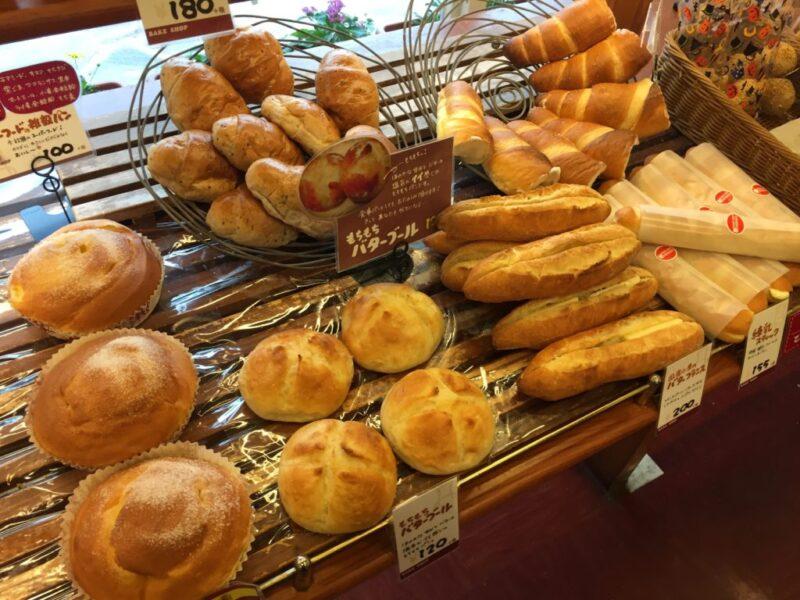岡山下中野パン屋『ベイクショップヘルメス』牛肉ゴロゴロカレーパン!