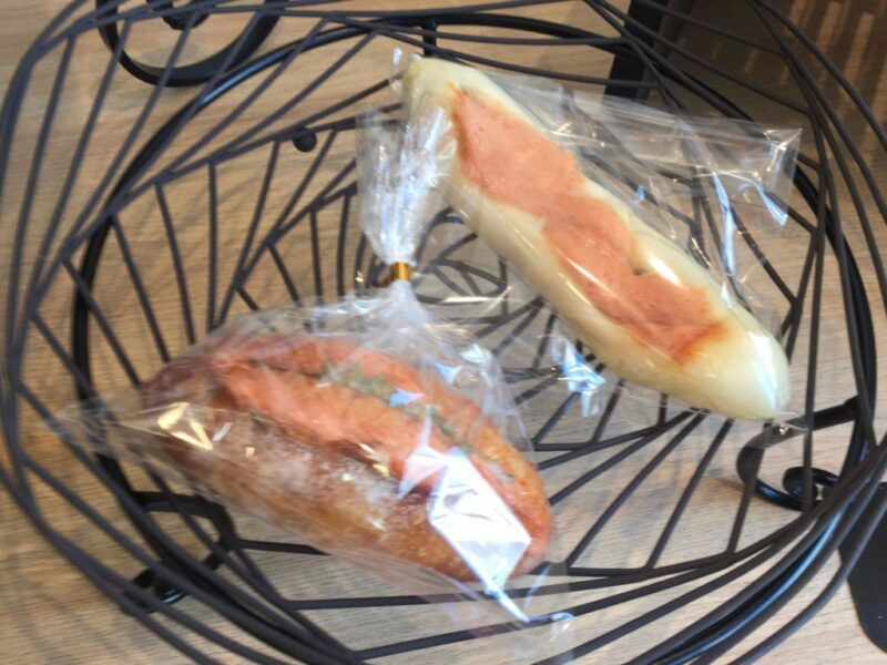 岡山伊福町の就労支援パン屋『パン工房スピカ』カフェでサンドイッチランチ!