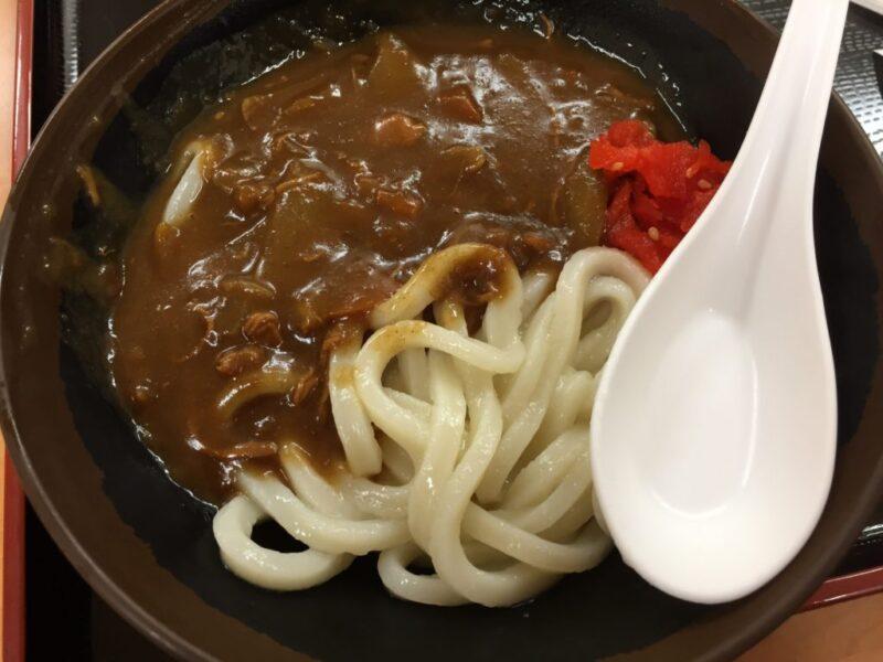香川高松『たも屋女道場』女性だらけのお肉たっぷりドロッとカレーうどん!