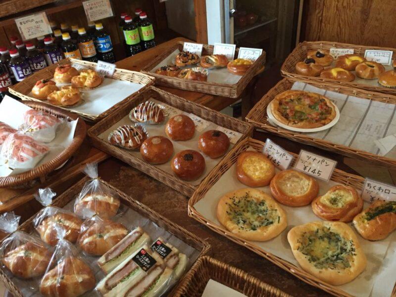 倉敷玉島パン屋『あるてふぁっと』古民家カフェでみそパン!