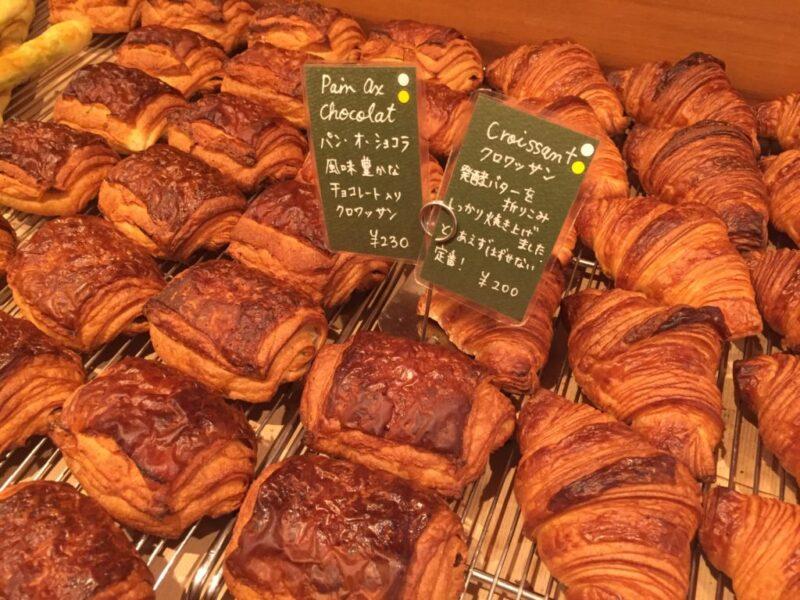 大阪駅エキマルシェ『デ・トゥット・パンデュース 』改札横の便利なパン屋!