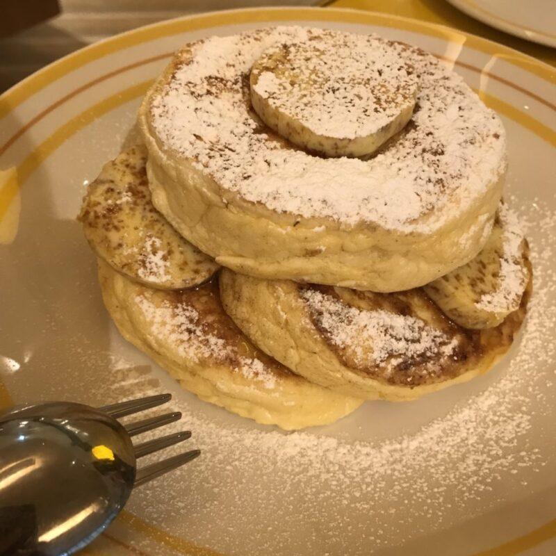 関西初出店『bills(ビルズ)ルクア大阪店』リコッタパンケーキで朝食を!