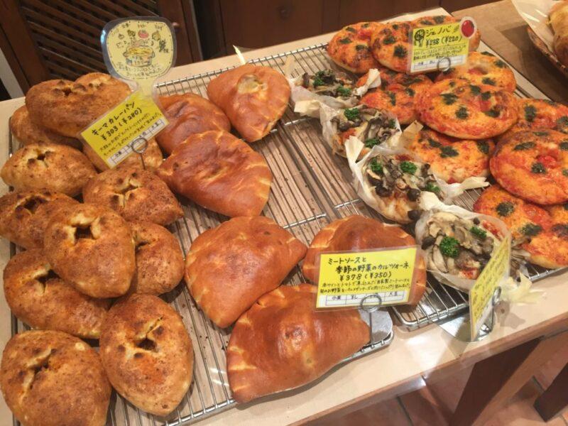 神戸三宮パン屋『ブランジェリー コム・シノワ』オネストカフェでランチ!
