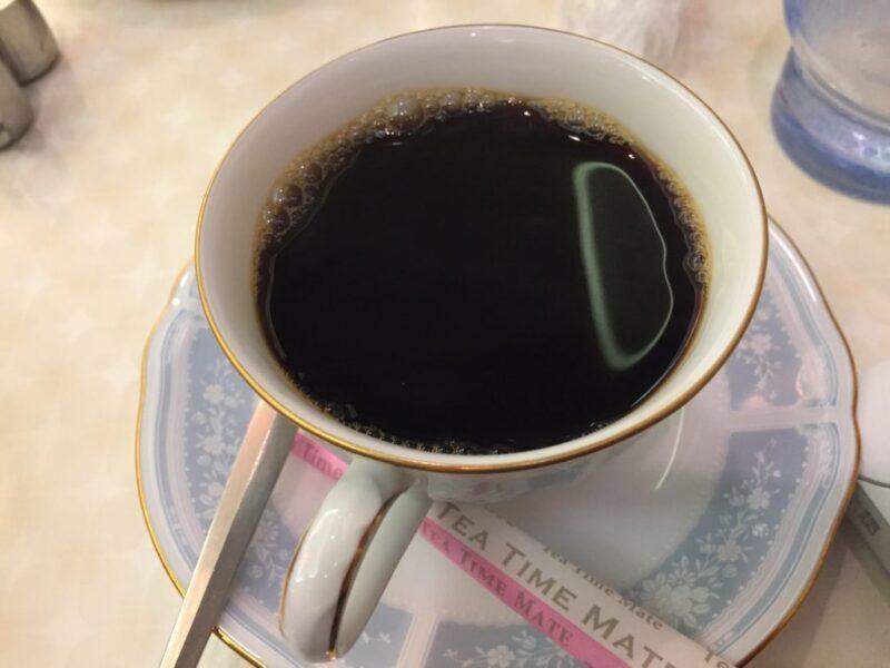 大阪なんば道頓堀『純喫茶アメリカン』朝食モーニングとホットケーキ!