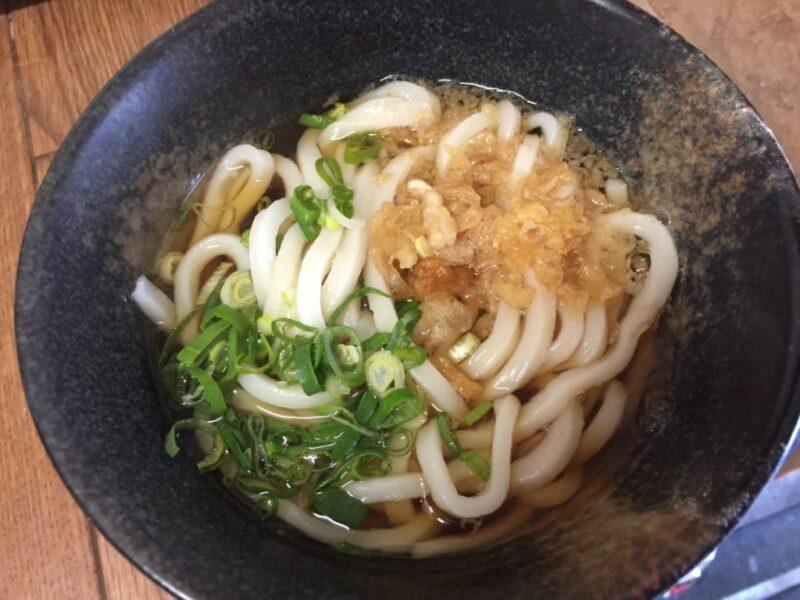 岡山東山『平木製麺所』朝5時半からモーニングうどんとラーメン!