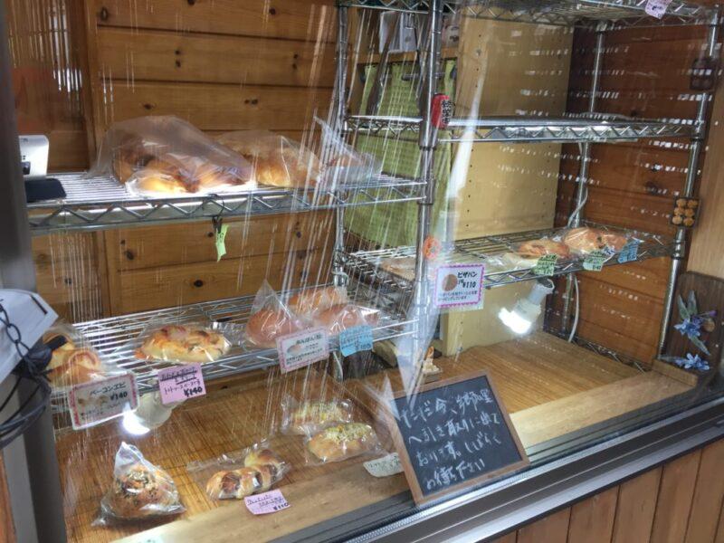 倉敷木見『パン工房くりはら(栗原)』天然酵母と国産小麦のウィンナーパン!