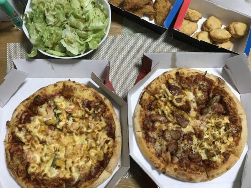 【新店】倉敷老松『ドミノピザ』ニューオープンで今ならお得なピザ半額!