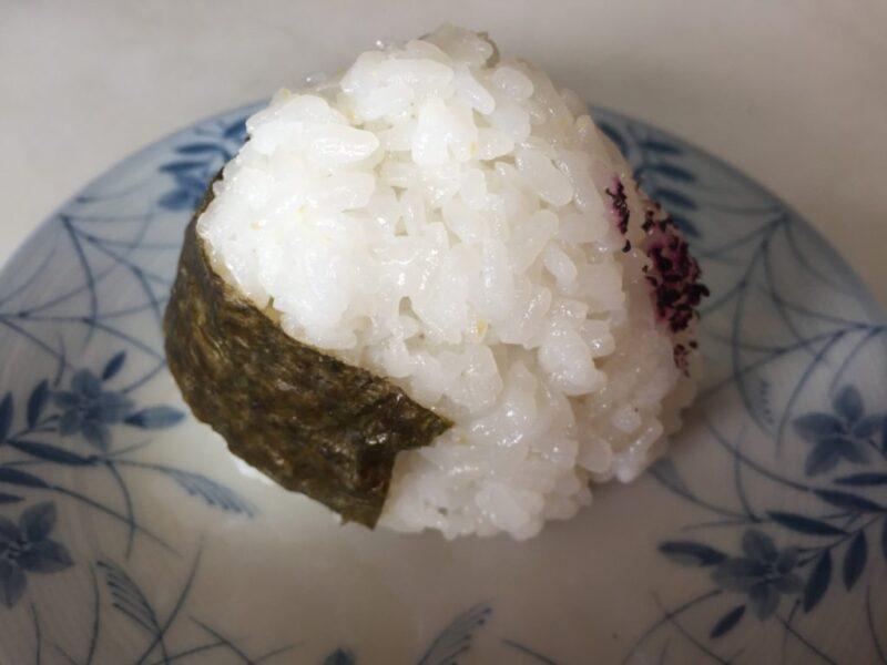 香川高松讃岐うどん『増井米穀店』うどんもいいがおにぎりが美味しい!