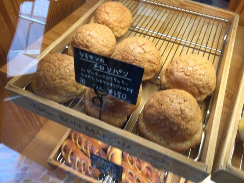 香川高松パン屋『シモサンベーカリー』はるゆたか食パンとメロンパン!