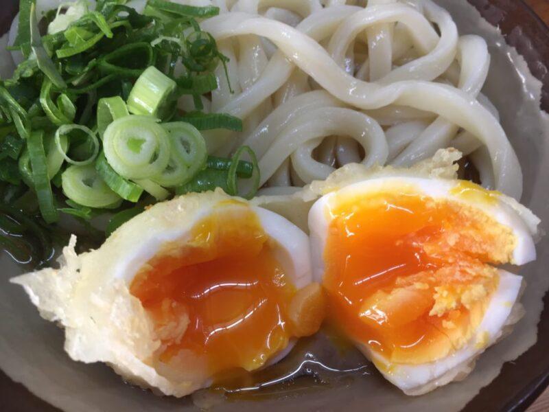 香川高松番町うどん屋『さか枝本店』全部自分で作るセルフのさぬきうどん!