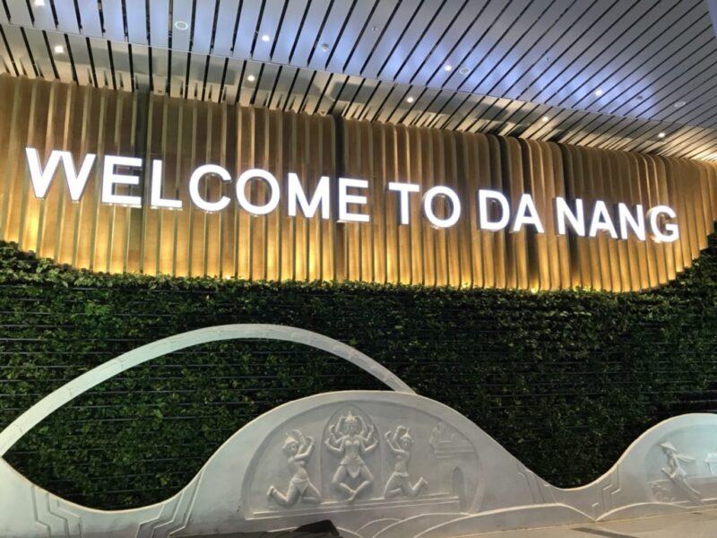 関西国際空港から直行便のジェットスター航空でベトナムダナン空港へ!
