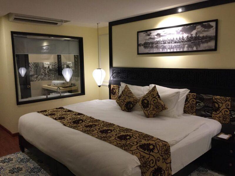 ベトナム『ルパビリオンホイアンラグジュリー』リーズナブルで最高のホテル!