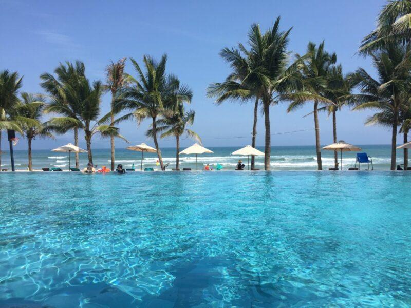 ベトナム5つ星ホテル『プレミアビレッジダナン』プールも海もある!