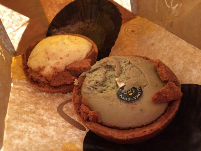 イオン岡山『リトルローザンヌ』ワンランク上の焼きたてチーズタルト!