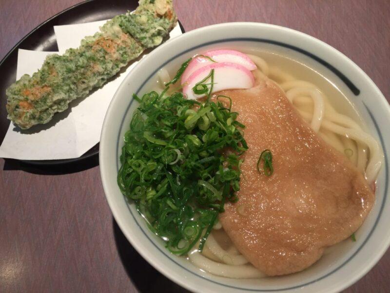岡山表町『手打ちうどんたぬき』肉うどんと出汁の染み込んだカツ丼が激ウマ!