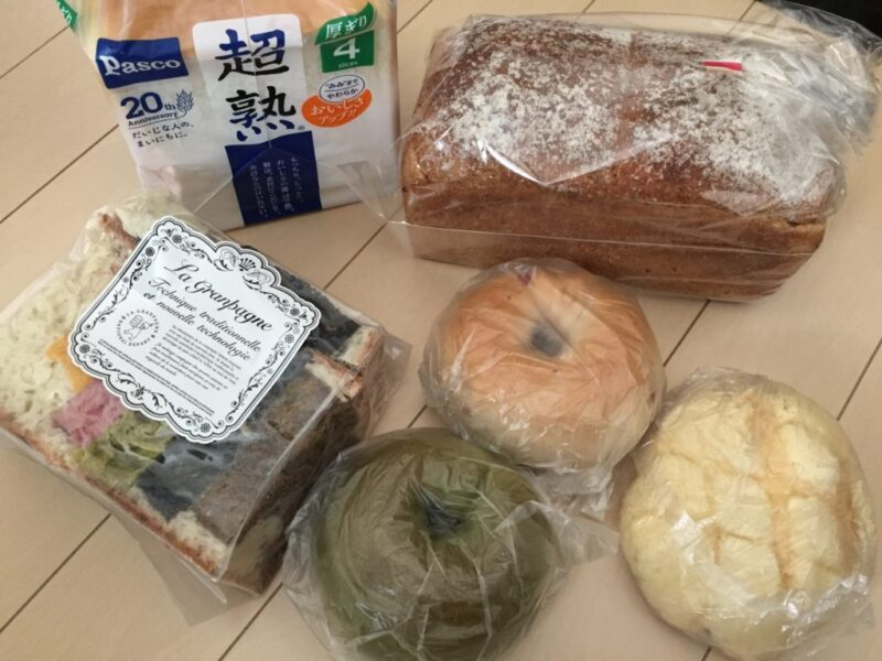 岡山奉還町『ザ・マーケット(The MARKET)』天然酵母の食パンとカフェ!