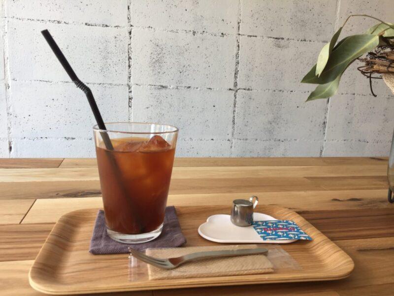 倉敷川入カフェ『QINOCO(キノコ)』本格コーヒーとガトーショコラ!
